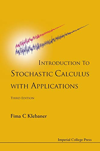9781848168329: Introduction To Stochastic Calculus With Applications (3Rd Edition)