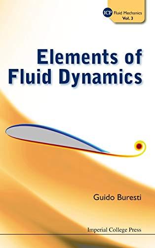 9781848168886: Elements of Fluid Dynamics (Icp Fluid Mechanics)