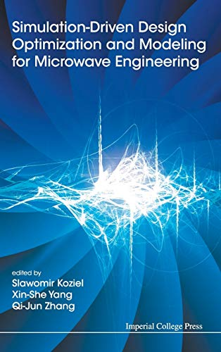 9781848169166: Simulation-Driven Design Optimization and Modeling for Microwave Engineering