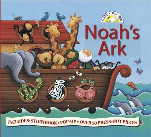 Noah's Ark (Picture Pops): n/a