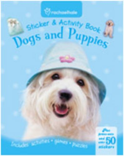 9781848174368: Rachael Hale Sticker and Activity: Dog and Puppies (Sticker and Activity Book)