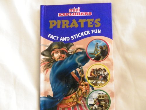 My Pirate Poster Pack (Mini Explorers): Kirsty Neale
