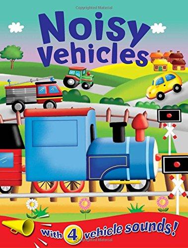 9781848175761: Noisy Vehicles (Sound Boards)