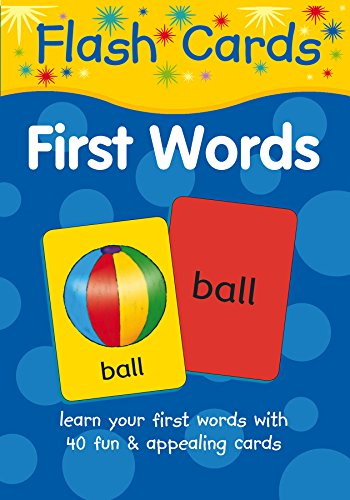 9781848175891: First Words (Flash Cards)