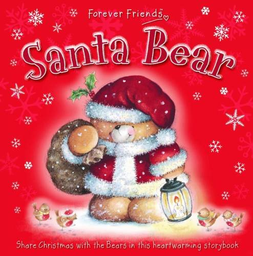 9781848177000: Santa Bear (Forever Friends)