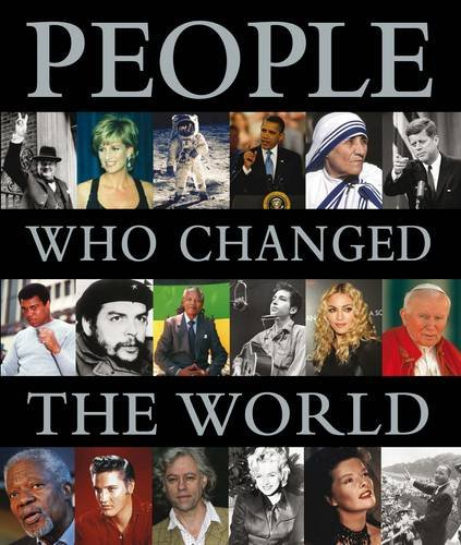 9781848177178: People Who Changed the World (Picture This)