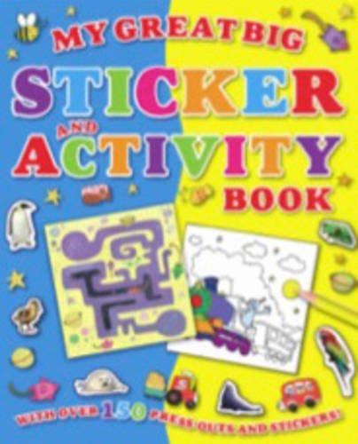 9781848177321: My Great Big Sticker & Activity Book (Giant Sticker & Activity Fun)