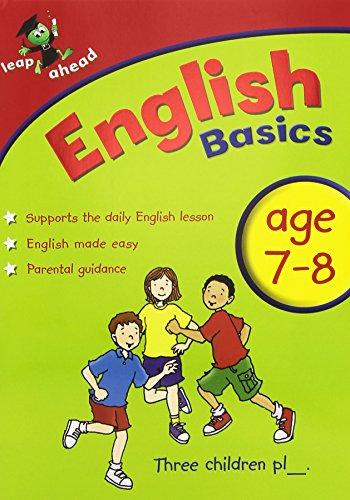 9781848177864: English Basics 7-8