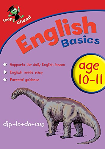 English Basics 10-11: Igloo Books Ltd