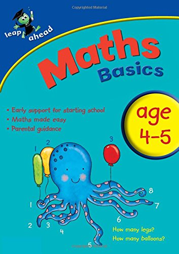 9781848177918: Maths Basics 4-5 (Leap Ahead)