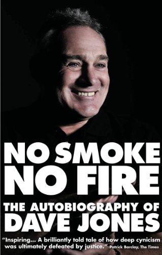 9781848185135: No Smoke, No Fire: The Autobiography of Dave Jones
