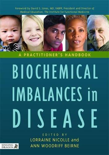 9781848190337: Biochemical Imbalances in Disease: A Practitioner's Handbook