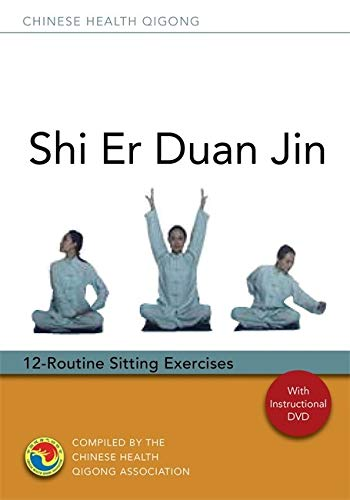 9781848191914: Shi Er Duan Jin: 12-Routine Sitting Exercises (Chinese Health Qigong)