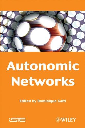9781848210028: Autonomic Networks