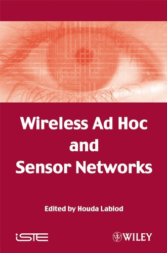 9781848210035: Wireless Ad Hoc and Sensor Networks