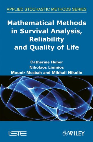 9781848210103: Mathematical Methods in Survival Analysis, Reliability and Quality of Life (Applied Stochastic Methods)