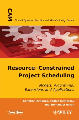 ResourceConstrained Project Scheduling (ISTE)