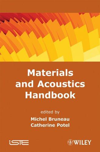 Materials and Acoustics Handbook (Hardback)