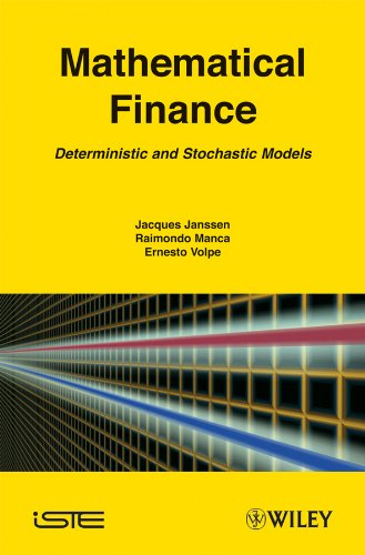 9781848210813: Mathematical Finance: Deterministic and Stochastic Models (ISTE)
