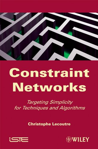 9781848211063: Constraint Networks: Targeting Simplicity for Techniques and Algorithms (ISTE)