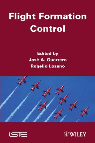 9781848213234: Flight Formation Control