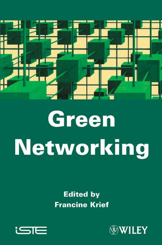 9781848213784: Green Networking (ISTE)