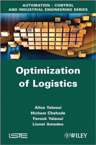9781848214248: Optimization of Logistics