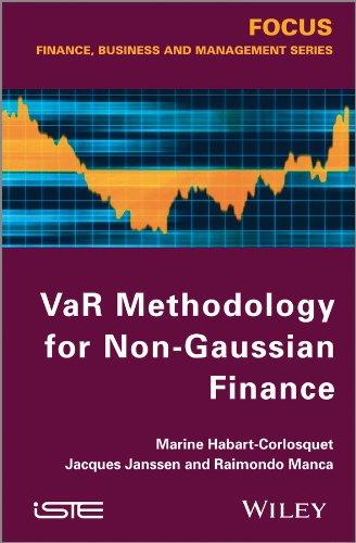 9781848214644: VaR Methodology for Non-Gaussian Finance