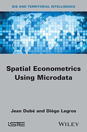 9781848214682: Spatial Econometrics using Microdata (GIS and Territorial Intelligence)
