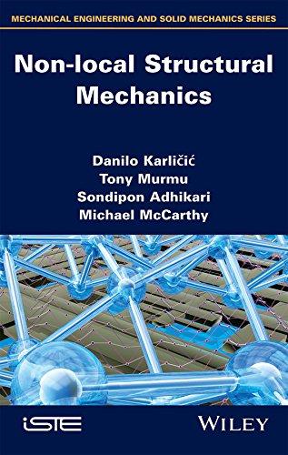 Nonlocal Structural Mechanics (Iste): Murmu, Tony