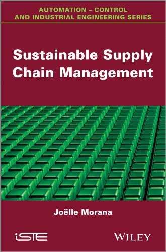 9781848215269: Sustainable Supply Chain Management (Automation - Control and Industrial Engineering)