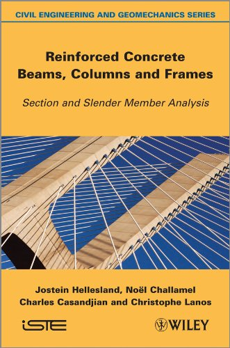 9781848215696: Reinforced Concrete Beams, Columns and Frames: Section and Slender Member Analysis (Iste)