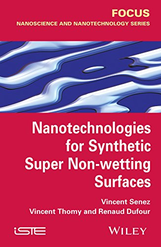 9781848215795: Nanotechnologies for Synthetic Super Non-wetting Surfaces (Focus Series)