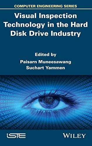 9781848215917: Visual Inspection Technology in the Hard Disc Drive Industry (Computer Engineering Series)