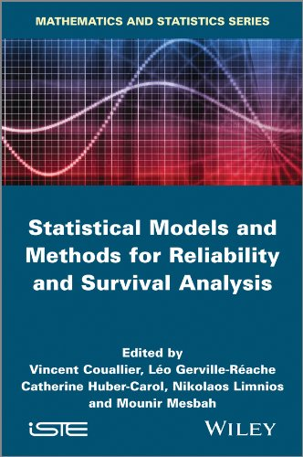 9781848216198: Statistical Models and Methods for Reliability and Survival Analysis (Iste)