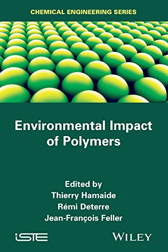 9781848216211: Environmental Impact of Polymers (Chemical Engineering)