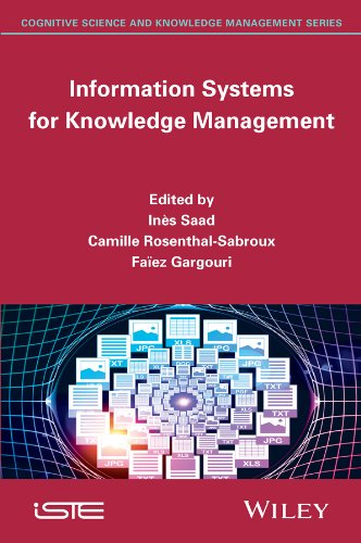 9781848216648: Information Systems for Knowledge Management (Congnitive Science and Knowledge Management)