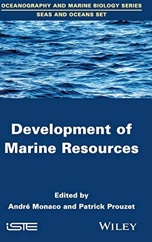 9781848217058: Development of Marine Resources (Oceanography and Marine Biology Series - Seas and Oceans)