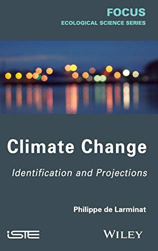 9781848217775: Climate Change: Identification and Projections (Iste)