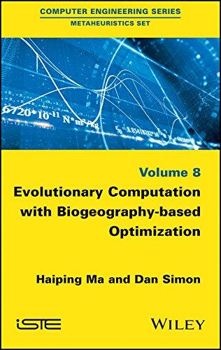 9781848218079: Evolutionary Computation with Biogeography-based Optimization (Metaheuristics Set)