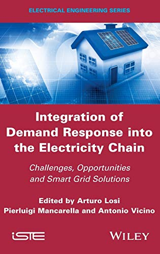 9781848218543: Integration of Demand Response into the Electricity Chain: Challenges, Opportunities and Smart Grid Solutions