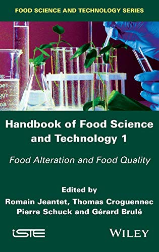 9781848219328: Handbook of Food Science and Technology 1: Food Alteration and Food Quality