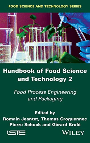 9781848219335: Handbook of Food Science and Technology 2: Food Process Engineering and Packaging