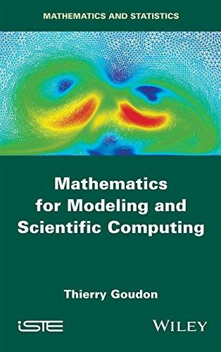 9781848219885: Mathematics for Modeling and Scientific Computing (Mathematics and Statistics)