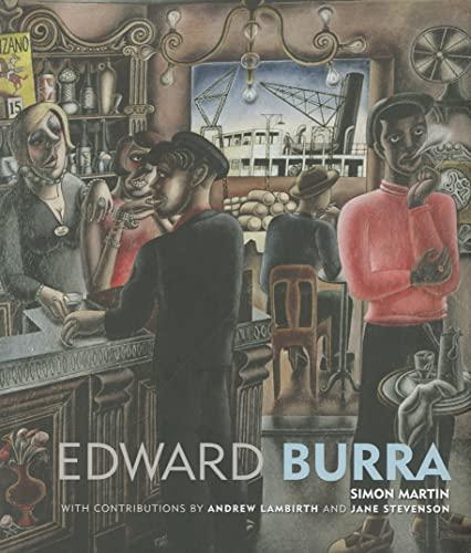 9781848220904: Edward Burra