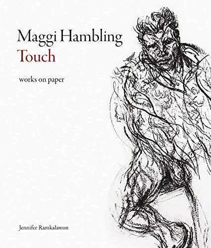 9781848222076: Maggi Hambling: Touch: Works on Paper