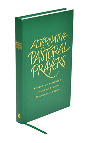 9781848251205: Alternative Pastoral Prayers: Liturgies and