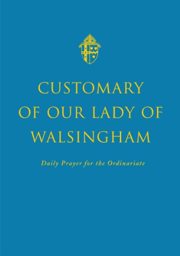 9781848251229: Customary of Our Lady of Walsingham