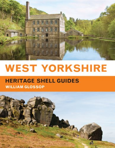 9781848251274: Heritage Shell Guide: West Yorkshire (Shell Heritage Guides)
