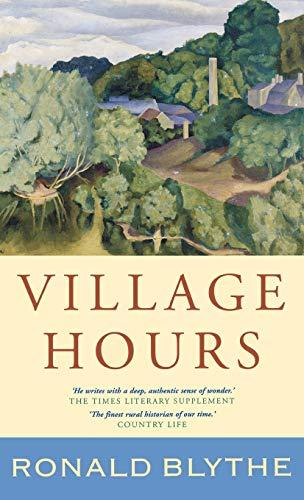 Village Hours: Blythe, Ronald